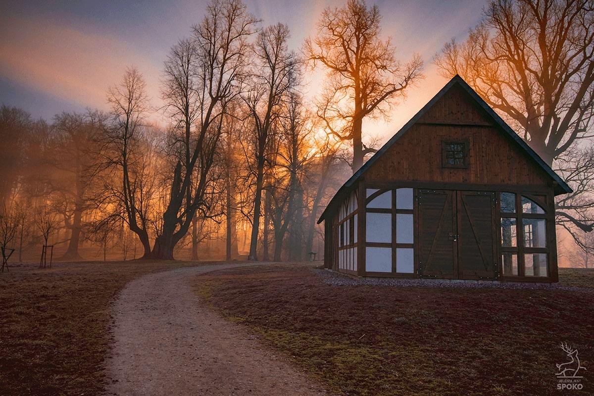 Dom Rybaka Bukowiec