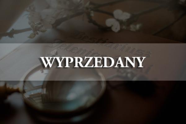 Bestiariusz_9 WYPRZEDANY