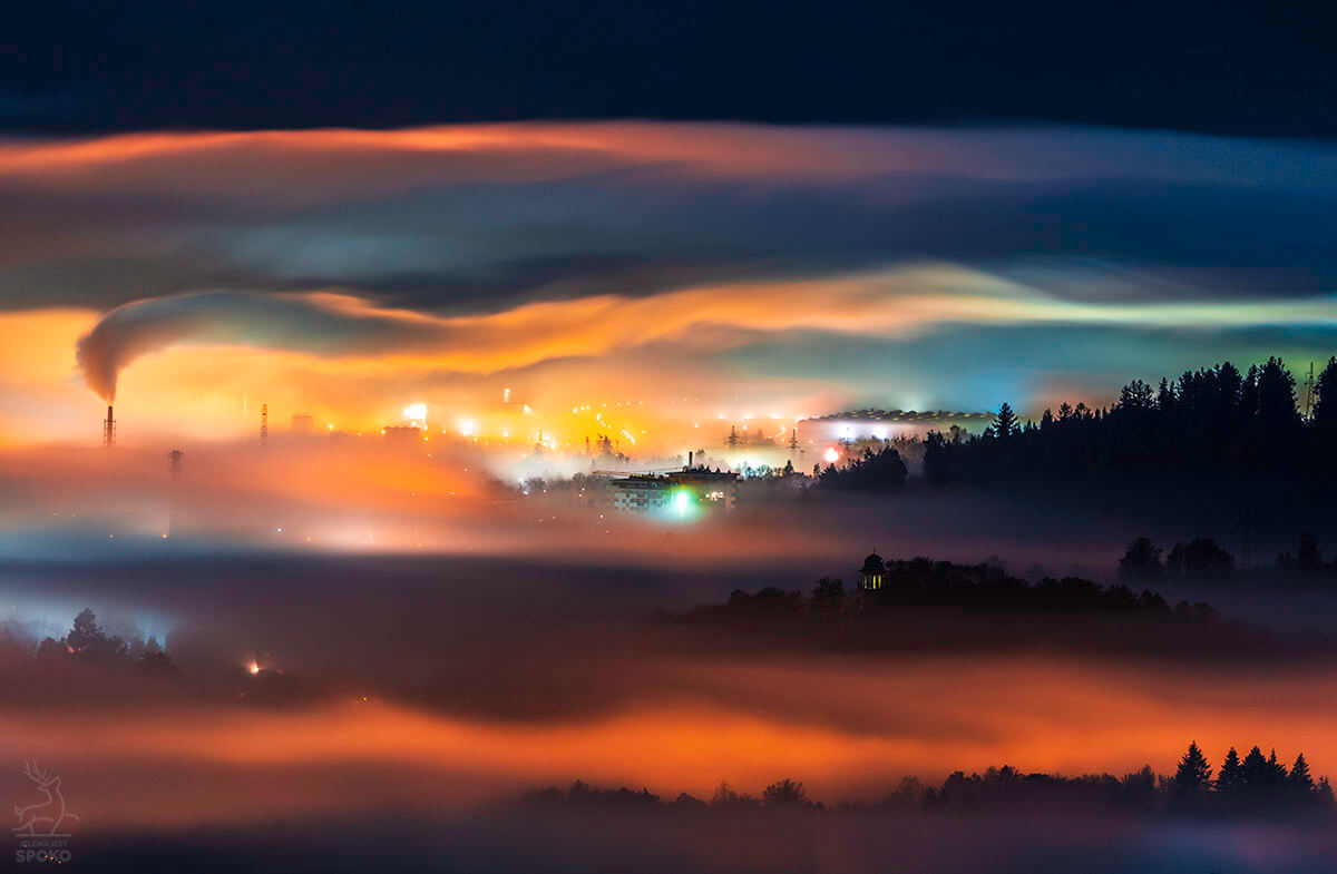 Fabryka mgły