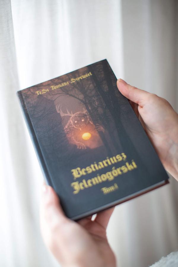 Bestiariusz Jeleniogórski Tom I wydanie standardowe