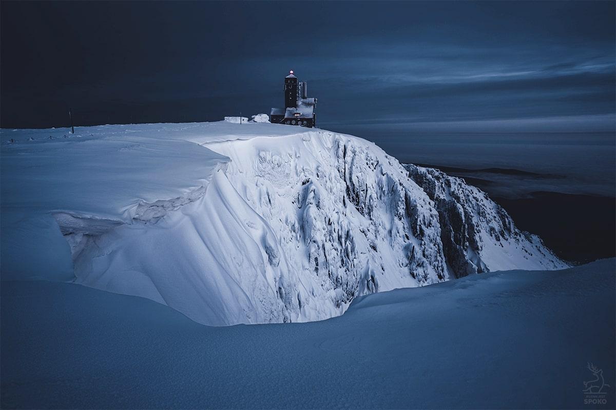 Śnieżna miękkość