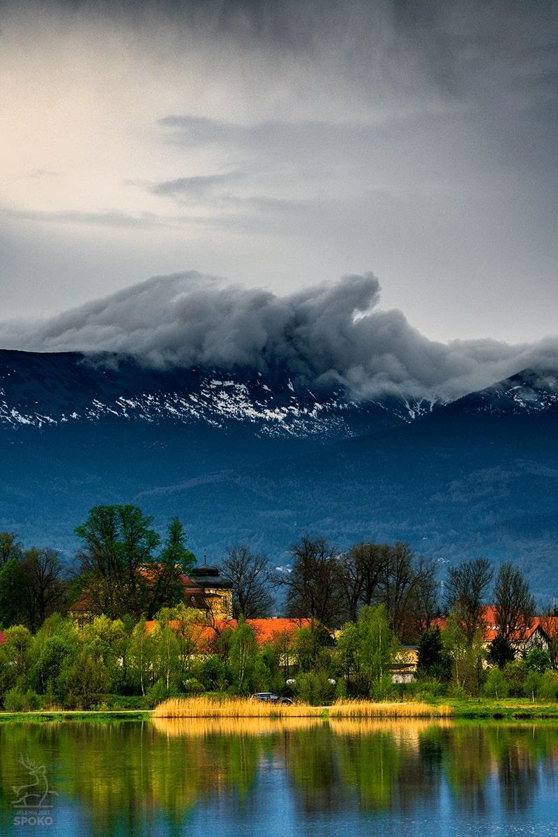Karkonoski wulkan