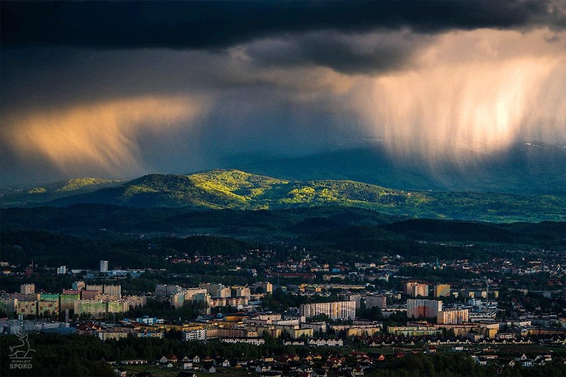 Urwanie chmury